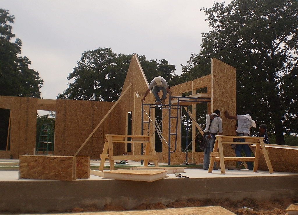 Sip 39 s or structural insulated panels frankin tx for Sip panels texas